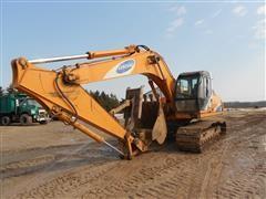 1989 Samsung SE210LC-2 Track Excavator