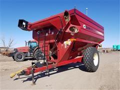 2012 J&M 875-18 Grain Cart