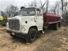 1978 Ford LN7000 S/A Spreader Truck