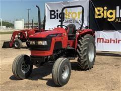 2017 Mahindra 55702FSA 2WD Tractor