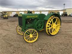 1925 John Deere D 2WD Tractor