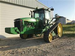 2000 John Deere 8110T Tracked Tractor