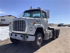 1984 Ford LT9000 T/A Truck Tractor
