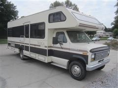 1990 Ford Econoline 350 Motor Home