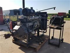 Isuzu 6BG1 Power Unit