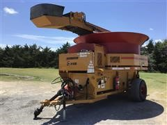2013 DuraTech Haybuster H1130 Tub Grinder