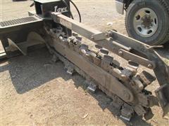 Lowe 21C Hydraulic Drive Skid Steer Trencher