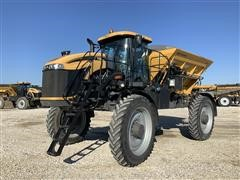 2015 RoGator RG1100B Self Propelled Spreader