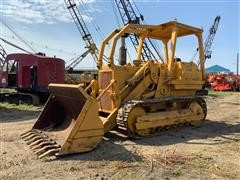 1967 Caterpillar 955K Traxcavator Crawler Loader