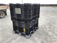 Buckhorn Collapsible Pro Box W/Lid