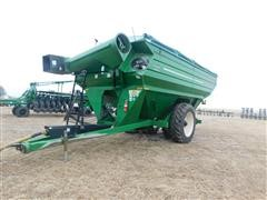 J&M 1325-22D Grain Cart