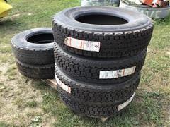 Bridgestone 295/75R22.5 Truck Tires