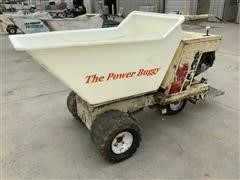 Terex OMPB16 Ride-On Power Buggy