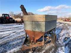 Heider Model 2 Feeder Wagon (Parts)