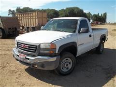2006 GMC 2500 Pickup
