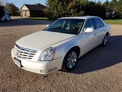 2011 Cadillac DTS Premium Collection 4 Door Sedan