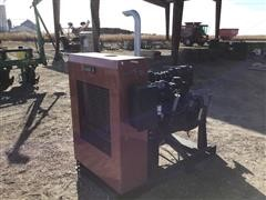 2009 Case IH P170 Power Unit