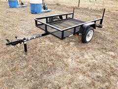 Carry On Flatbed Trailer