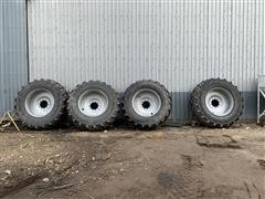 Continental Contract AC65 650/65R38 Bar Style Floater Tires