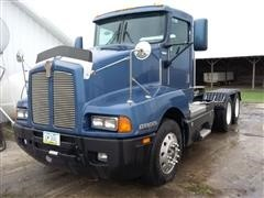 2000 Kenworth T600 T/A Truck Tractor