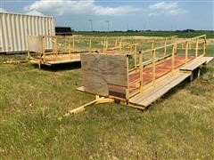 "20' Long X 82"" Wide Nursery/Plant T/A Trailers"