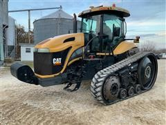 2004 Challenger MT765 Track Tractor