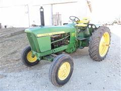 1963 John Deere 2010 2WD Tractor