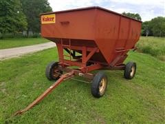 Kuker/Electric 5026-E Gravity Wagon