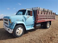 1969 GMC Grain Truck