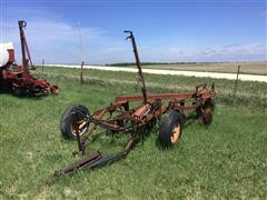 International 4-16 Plow W/Coulter