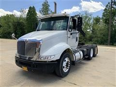 2006 International 8600 T/A Truck Tractor (Parts)