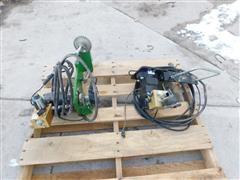 Precision Hydraulic Planter Drive