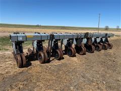 """Hiniker 5000 8R30"""" 3-Pt Row Crop Cultivator/Ridger/Hiller"""