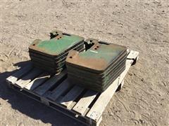 John Deere Tractor Suitcase Weights