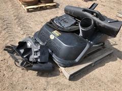 2009 John Deere Rear Bagger With Blower Assist