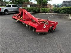 2015 Breviglieri K270 Power Harrow