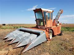 New Idea 737 Self Propelled Harvester