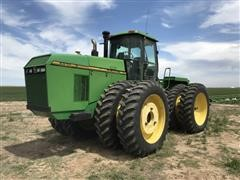 John Deere 8870 4WD Tractor