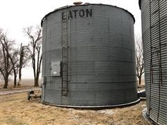 Eaton 24' Diameter 7 Ring Grain Storage Bin