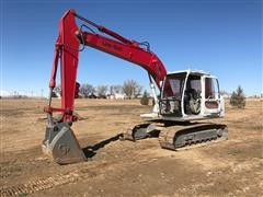 2011 Link-Belt 130 LX Excavator