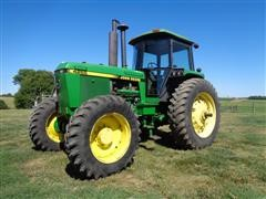 1990 John Deere 4255 MFWD Tractor