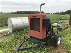 Case P85 Irrigation Power Unit
