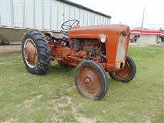 1957 Ford 641 Tractor