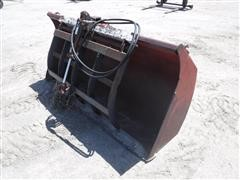 Shop Built Grapple Bucket