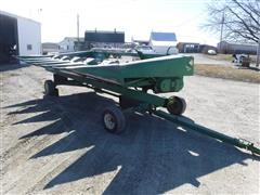 John Deere 643 6x30 Corn Head & Trailer