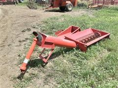 Peck Roll-Away Hopper/Auger