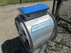 """Shivvers 28"""" Centrifugal Bin Fan"""