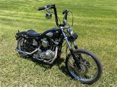 1980 Harley Davidson XLS Roadster Motorcycle