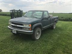 1996 Chevrolet 3500 4x4 Pickup