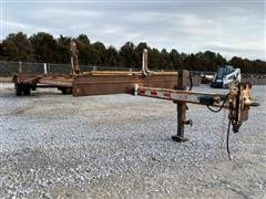 2008 Rice S/A Pole Trailer